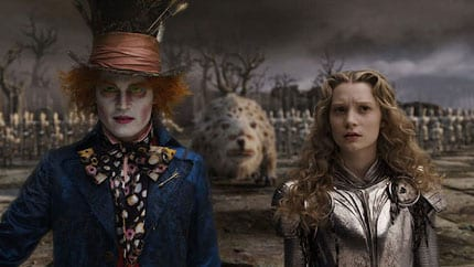 Alice In Wonderland: Through The Looking Glass Is Coming 23