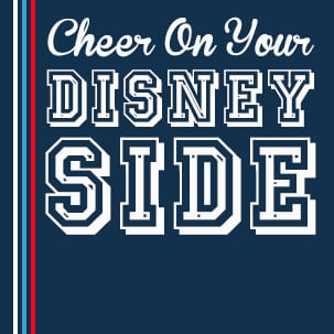 The Winner of the ESPN Cheer On Your Disney Side Contest is… 1