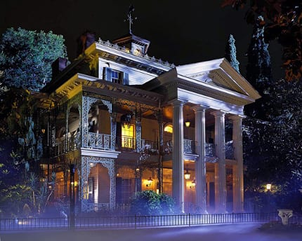 The Magic of Disney Parks Storytelling: Haunted Mansion at Disneyland Park 6