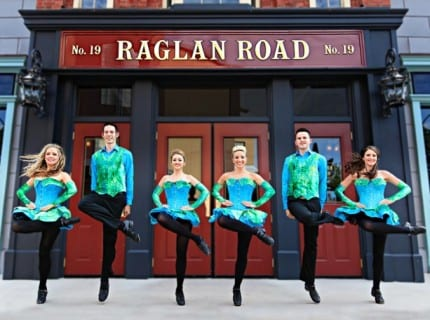 Raglan Road Great Irish Hooley Cancelled--Pub is open for dining and entertainment! 5