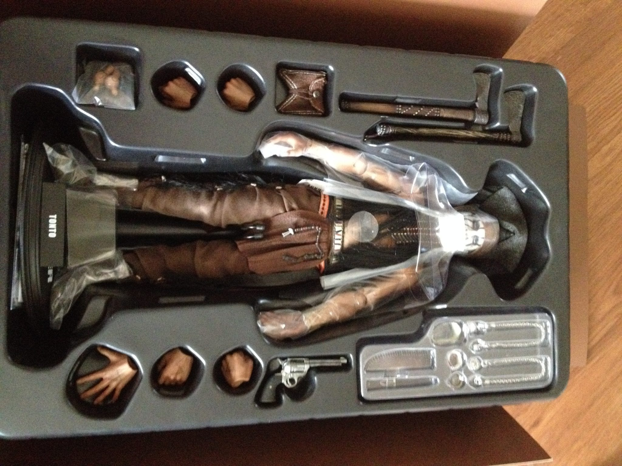 Tonto Figure Review From Sideshow Collectibles 5