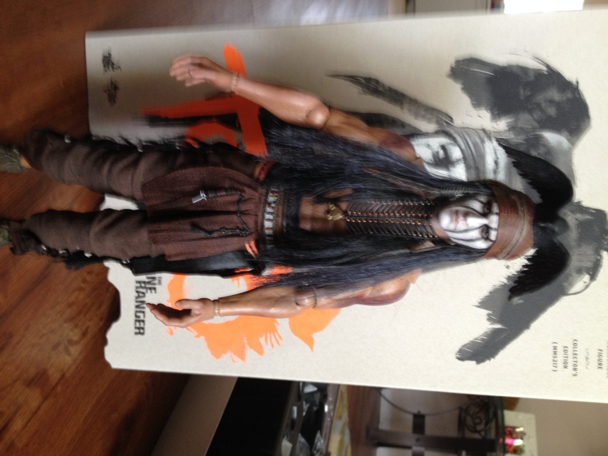 Tonto Figure Review From Sideshow Collectibles 12