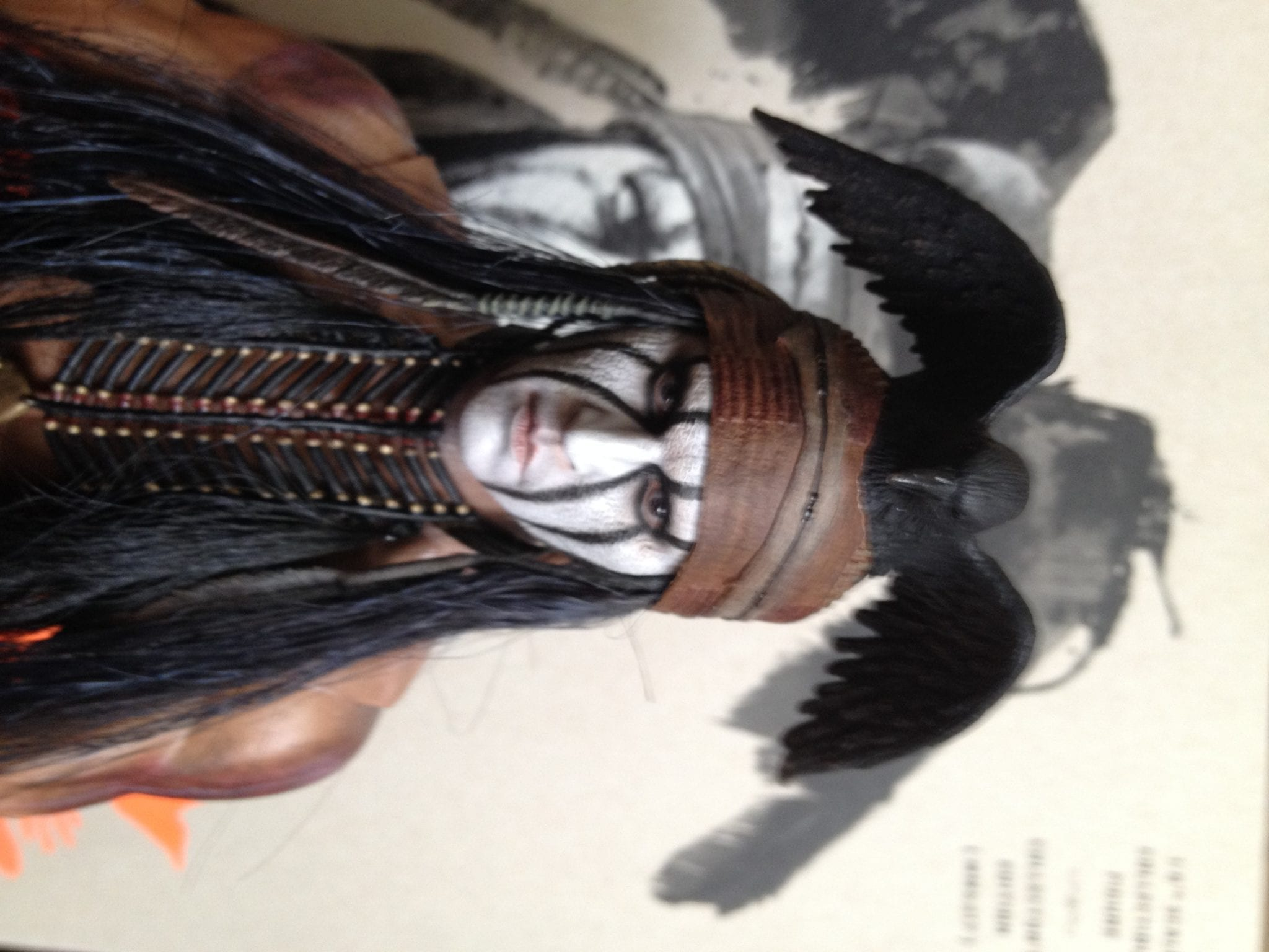 Tonto Figure Review From Sideshow Collectibles 13