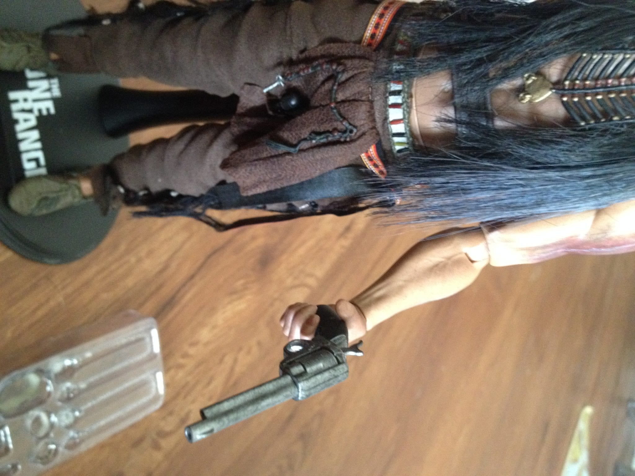 Tonto Figure Review From Sideshow Collectibles 22