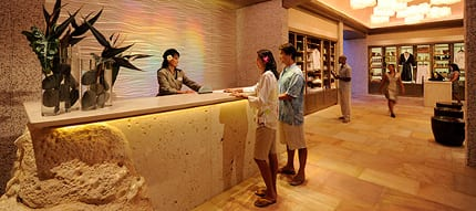 Unforgettable Details of Aulani, a Disney Resort & Spa: Beginning a Journey at Laniwai Spa 8