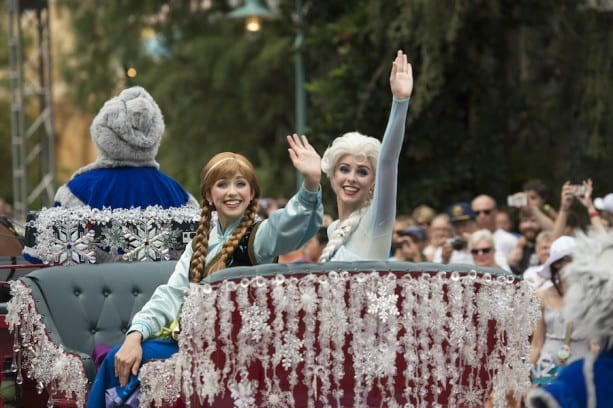 Keeping the 'Frozen Summer Fun' Going at Disney's Hollywood Studios- Frozen Summer Extended to weekends only in September 2