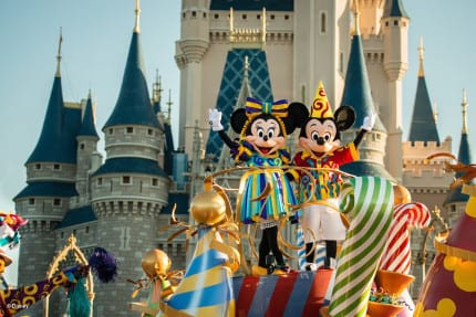 'Move It! Shake It! Dance & Play It!' Street Party Debuts This Fall at Magic Kingdom Park 2