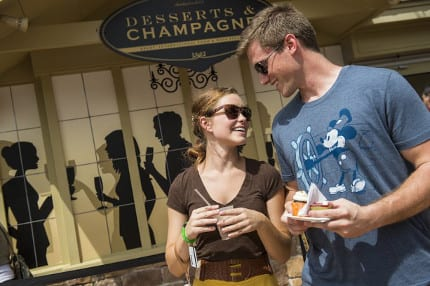 Experience the Ultimate Day VIP Tour at Epcot International Food & Wine Festival 3