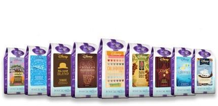New Magical Flavors From Joffrey's Coffee and Tea, Inspired by Disney Parks & Resorts 4