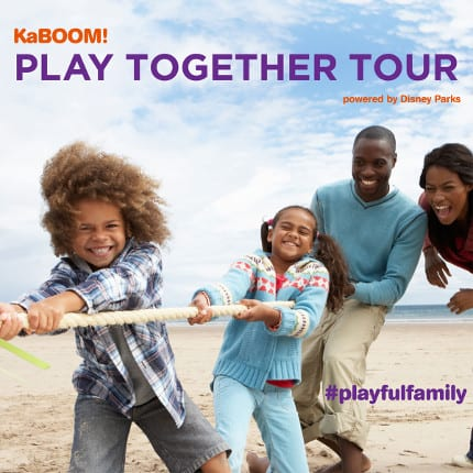 KaBOOM! Play Together Tour Powered by Disney Parks Kicks Off in Anaheim This Weekend – Coming to Cities Across the U.S. 33