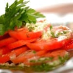 Disney Cruise Line Summer Recipe: Tomato Salad