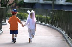 Walt Disney World Resort for Families with Preschoolers