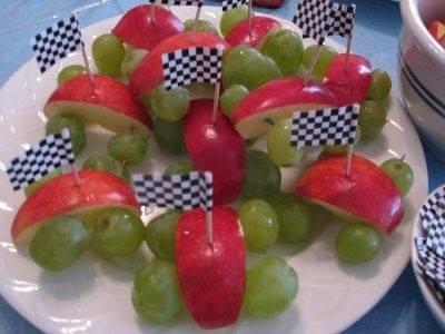 """""""Cars"""" Fruit Snack ~ By Janel Adani 5"""