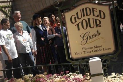 A Tour of the Disneyland Resort Tours 17