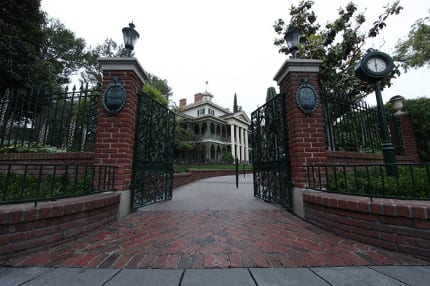 Can We Ever Get Enough Posts On The Haunted Mansion? 5