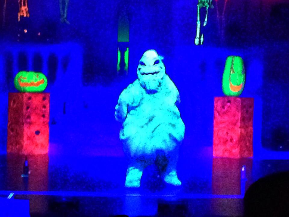 Oogie Boogie's Freaky Funhouse at Villains Unleashed ~ Viewer Discretion Advised 4