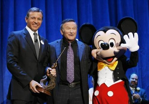 Statement from The Walt Disney Company of the passing of Disney Legend, Robin Williams 4