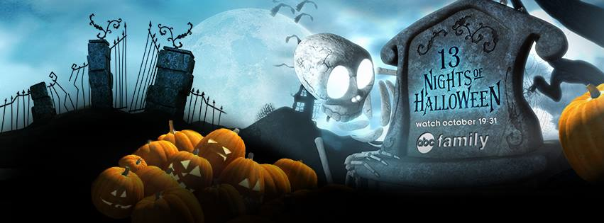 "ABC Family released their 16th Annual ""13 Nights of Halloween"" Line-Up 5"
