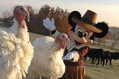 DVC offers Members a new way to celebrate Thanksgiving in WDW (Menu Attached!) 15