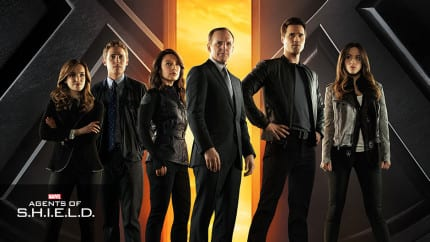 Bring Marvel's Agents of S.H.I.E.L.D. Home on Blu-ray/DVD September 9 3