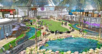I Drive 360 ~ Exciting New Entertainment Area Opening Spring 2015 11
