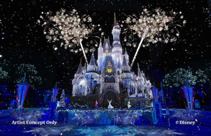 More details on the recently announced Frozen Attractions and Experiences 10