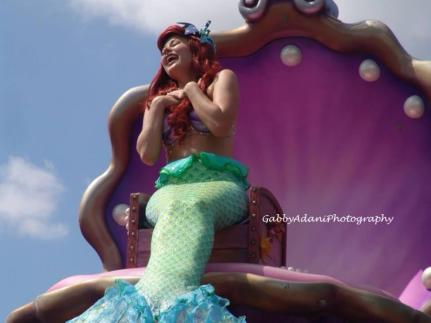 Disney from a Teen's Perspective: Festival of Fantasy Parade 9