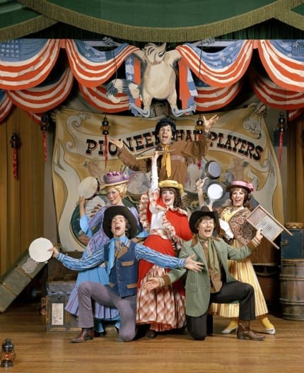 Happy Birthday! Hoop-Dee-Doo Musical Revue Celebrates 40 Years of Food, Fun at Disney's Fort Wilderness Resort 9