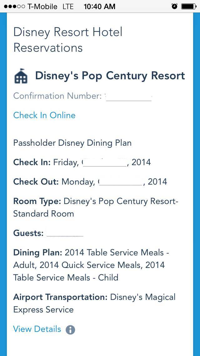 TMSM Explains WDW's Online Check-In 10