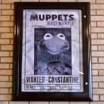 'Muppets Most Wanted' Star Constantine Visits Walt Disney World Resort