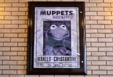 'Muppets Most Wanted' Star Constantine Visits Walt Disney World Resort 1
