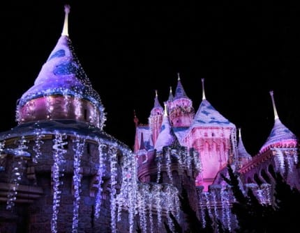 Holidays at the Disneyland Resort Returns November 13 through January 6, 2015 1