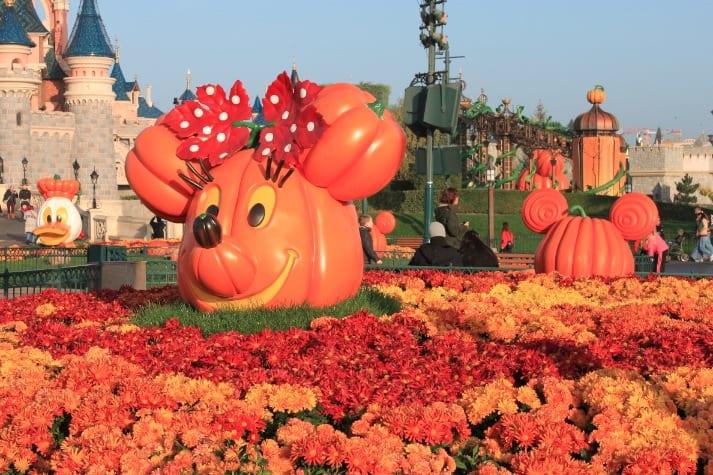 Halloween Celebration Begins at Disneyland Park Paris Today, October 1 19