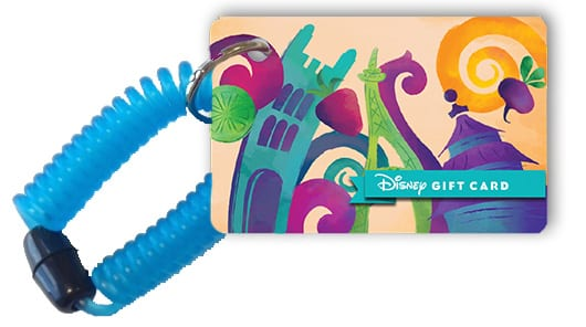 New Wearable Disney Gift Card Designed for Epcot International Food & Wine Festival 4