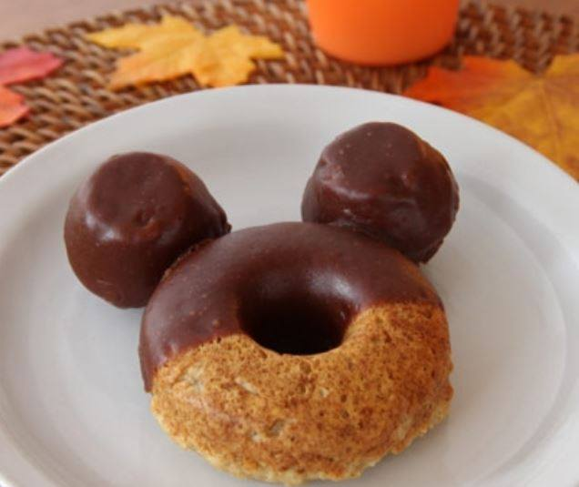 Mickey's Apple Cider Donuts ~ Recipe 5