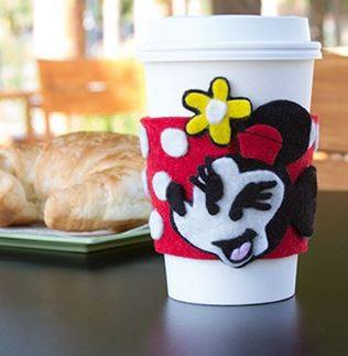 Minnie Mouse Drink Sleeve ~ Crafting Fun 1