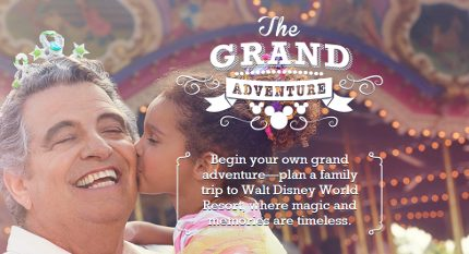 Experience The Grand Adventure at Walt Disney World Resort 1