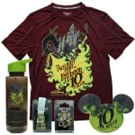 Picture If You Will Merchandise for The Twilight Zone Tower of Terror 10-Miler Weekend