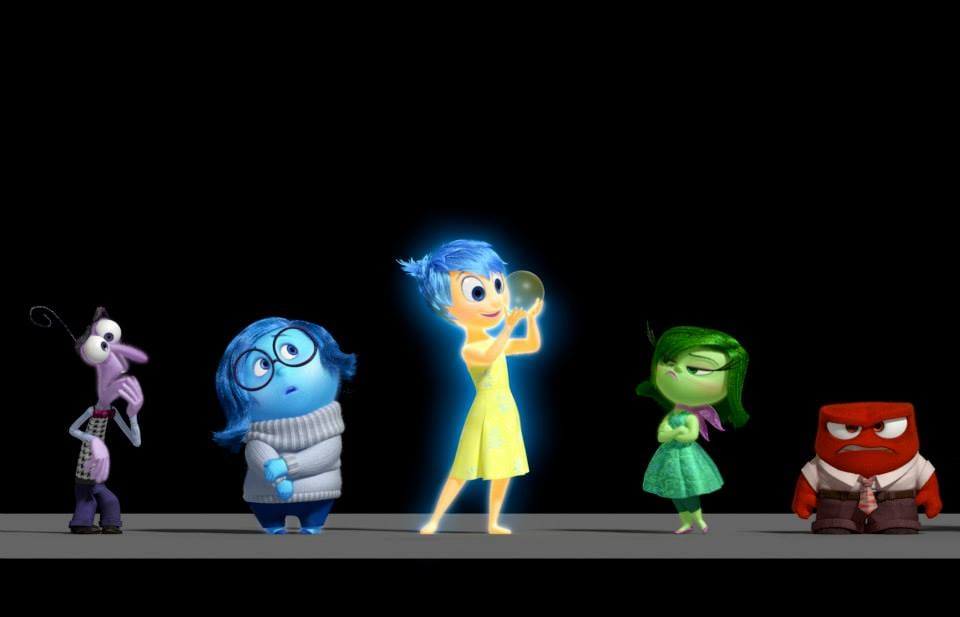 Get to Know Inside Out's Characters: The Little Voices Inside Your Head 2