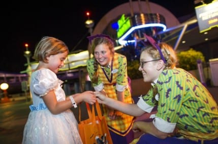 Making a Greener Mickey's Not-So-Scary Halloween Party at Magic Kingdom Park 9