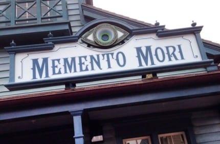 Memento Mori Shop Now Open in Magic Kingdom Park at Walt Disney World Resort 14