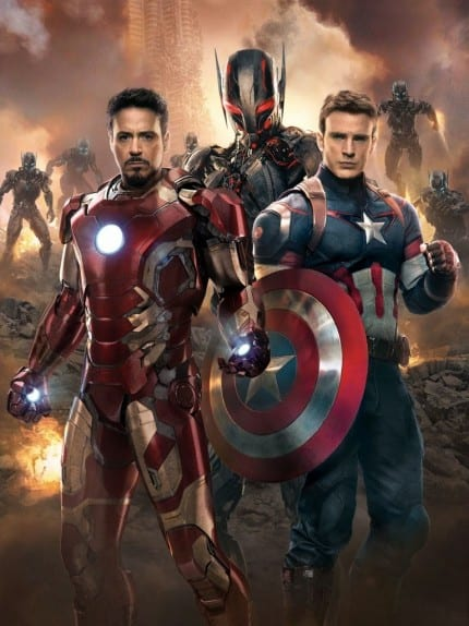 Avengers: Age of Ultron Trailer Debuts 27