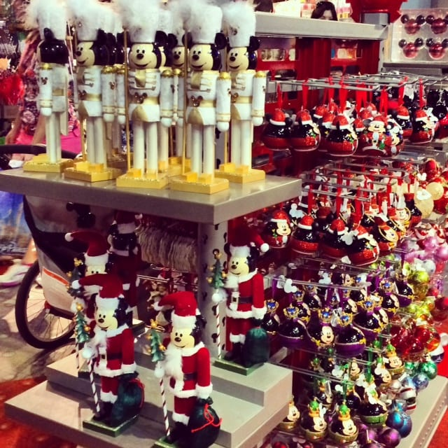 Christmas Is Popping Up At Disney World