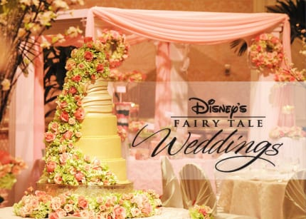 Disney Wedding Cake Animation Image Mapping 4