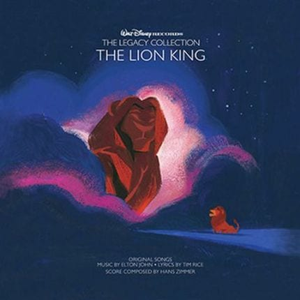 Walt Disney Records Presents: The Lion King - The Legacy Collection 1