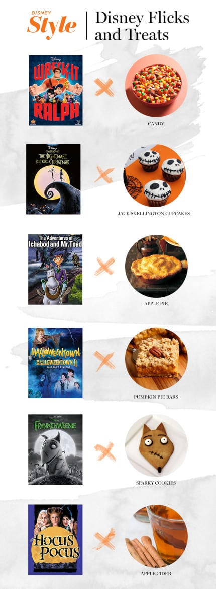 Disney Flicks and Treats 4