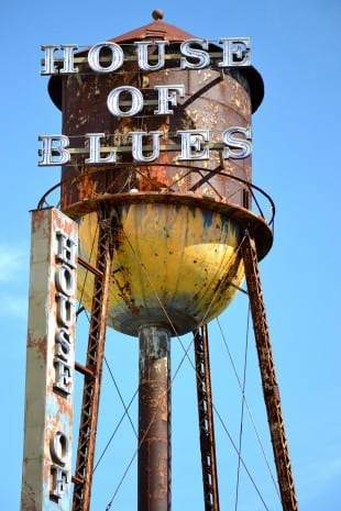 Water Tower History Stands Tall at House of Blues at Downtown Disney 5