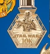 Breaking: runDisney Releases Images of the Star Wars Half Marathon Weekend Medals 5