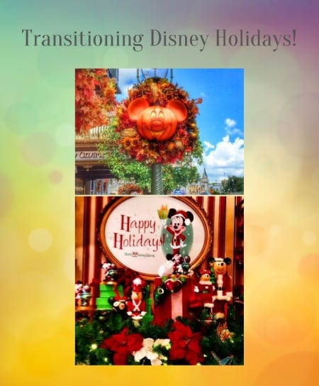 In Disney Limbo, between Halloween and Christmas! 10