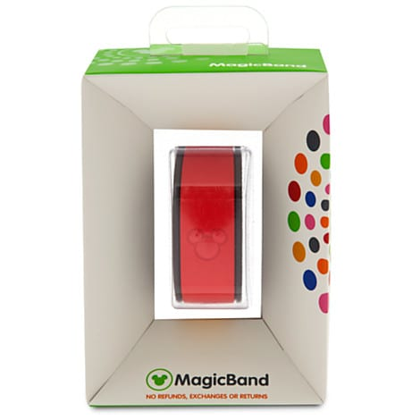 Breaking News: The Disney Store Online Now Selling MagicBands 3